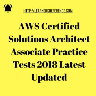 Amazon Web Services Certification Archives - Learnersreference com